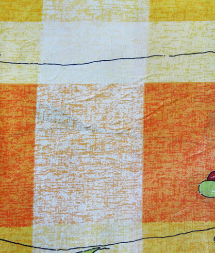 Долен чаршаф за легло – Пролет 2