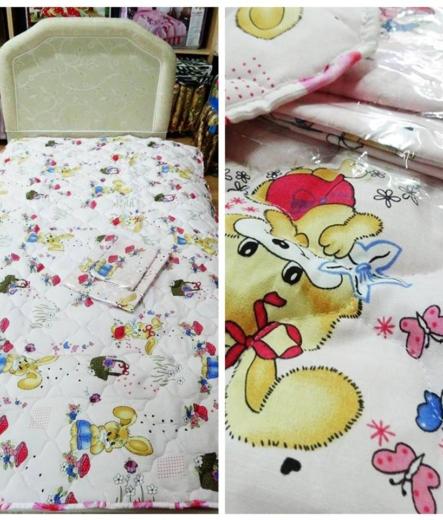 Детски спален комплект Бъни