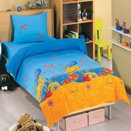 Детски луксозно спално бельо