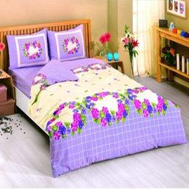 Двойни луксозно спално бельо