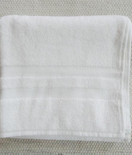 Хавлиена кърпа - Бяла