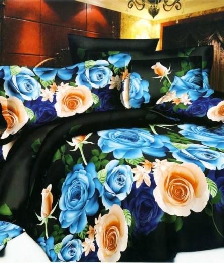 Спално бельо - Дива роза
