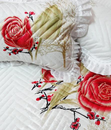 Кувертюра за спалня Роза