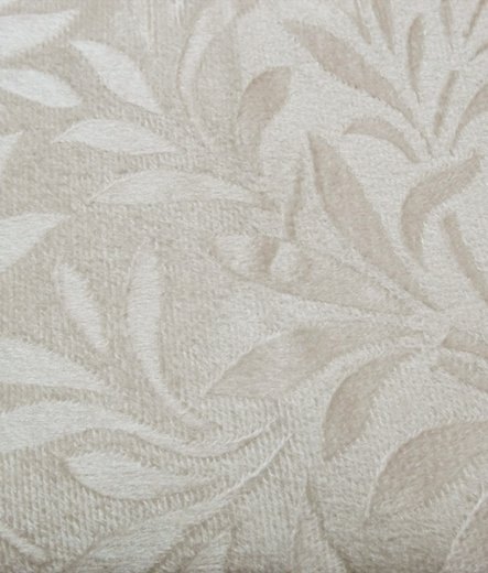 Едноцветно шалте за легло Флорал 02